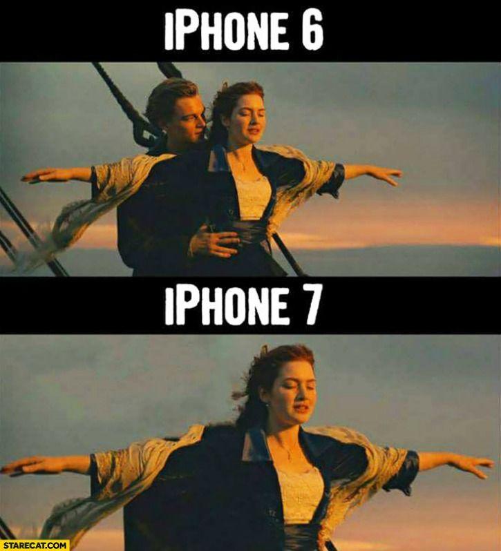 iPhone 7 - No Headphone JACK