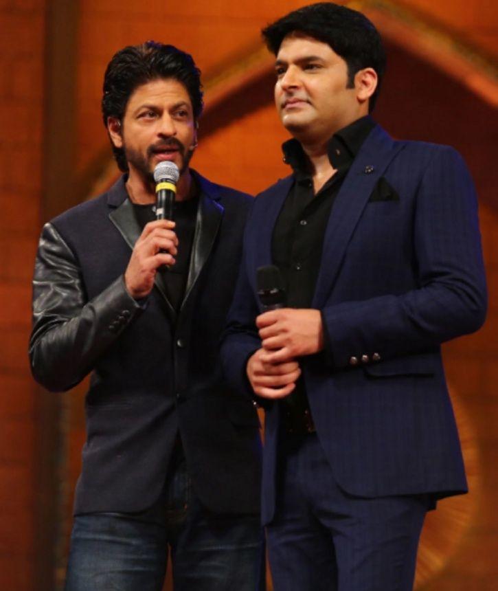 Kapil Sharma and SRK