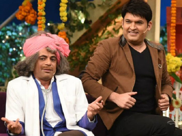 Kapil and Sunil