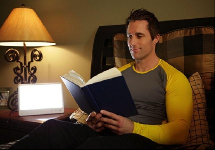 Switch to mood-based lighting to sleep better