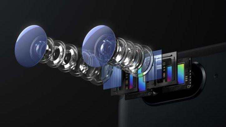 oneplus dual camera