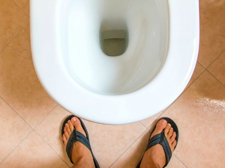 When is peeing to much a problem?