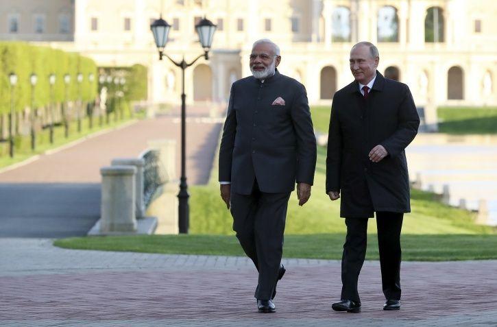 Narendra Modi Trump Friendship