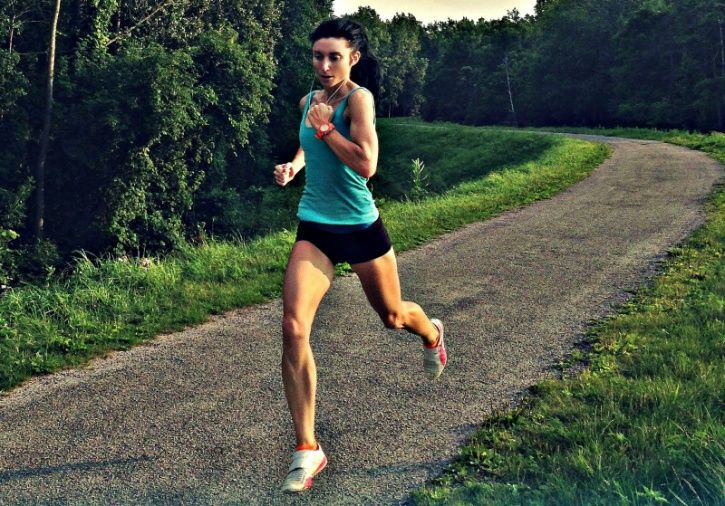 While running come naturally to most, it puts more emphasis on the muscles of the lower body and the core muscles