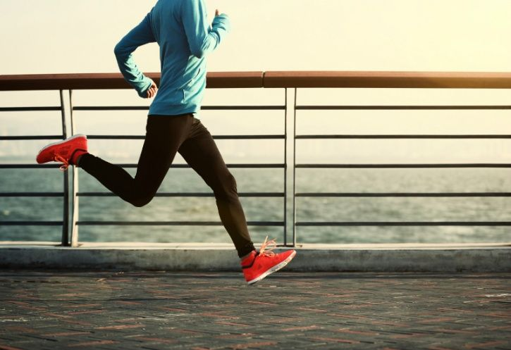 Running on the other hand can be performed anywhere and as mentioned before it works heavily on your lower body and core muscles. It doesn't require a huge amount to skill to perform but is not the ideal exercise for people with achy joints or chronic musculoskeletal diseases