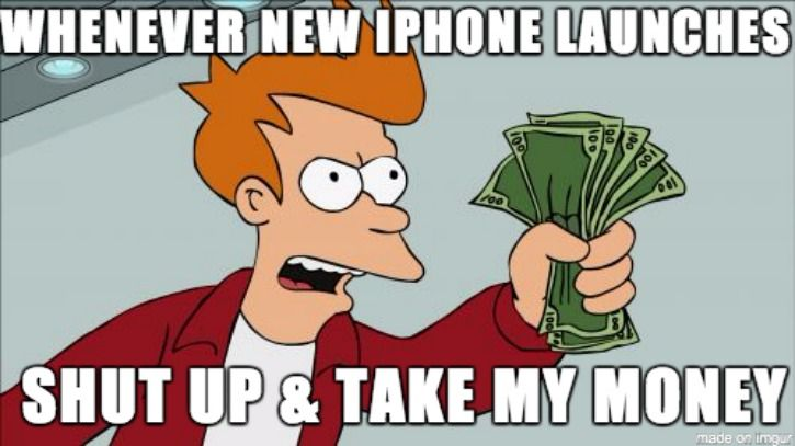 iPhone fans are no nonsense