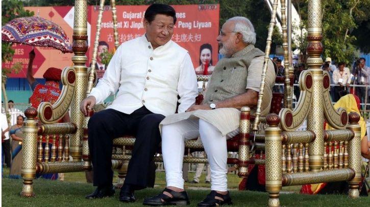 Xi Jinping Modi