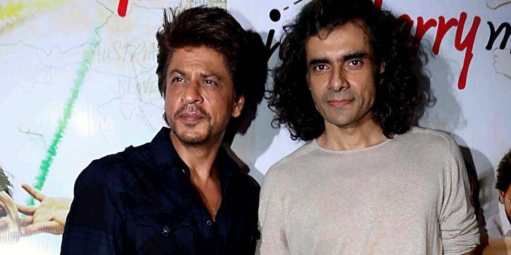 SRK, Imtiaz Ali