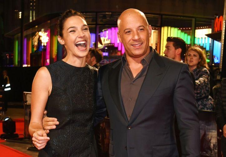 Vin Diesel, Gal Gadot