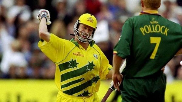 20 Years Ago, Herschelle Gibbs Dropped The Catch That Would ...