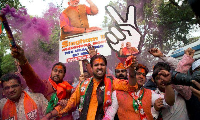 Modi win
