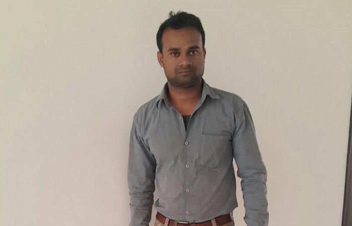 Accused Sandeep Sahu