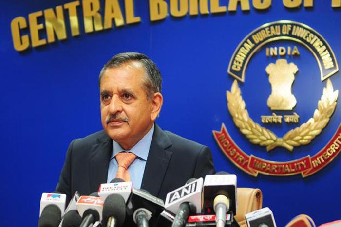 CBI Ex Chief A P Singh