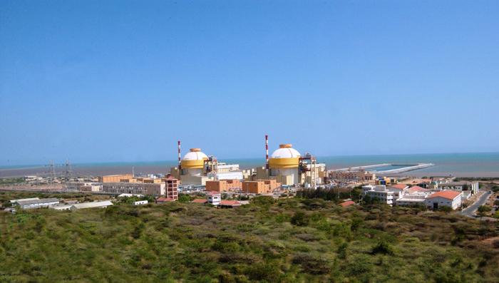 Triple Nuclear Power Generation