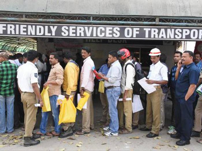 Aadhaar To Be Mandatory For Driving Licence