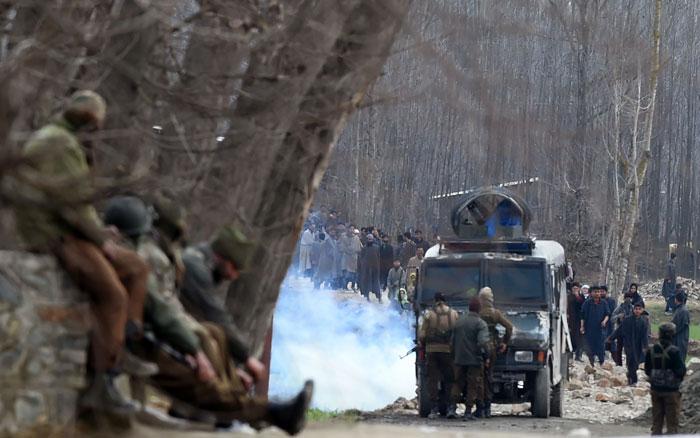2 Terrorists Killed In Encounter In J&K Pulwama
