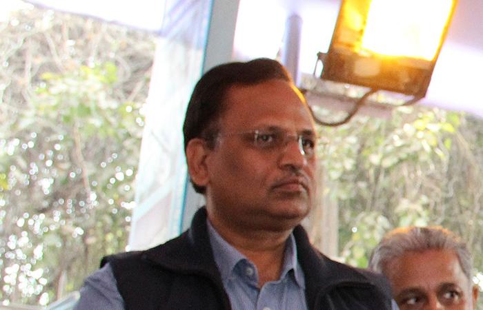 Satyendar Jain
