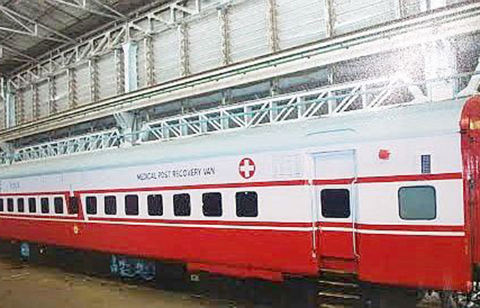 Rail Ambulance