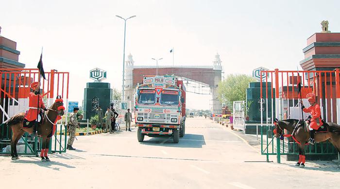 India Suspends Cross Border Trade