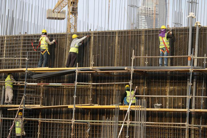 Saudi Telugu Workers