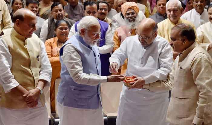 BJP govt