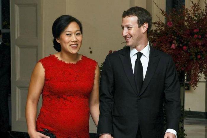 Zuckerberg and Chan