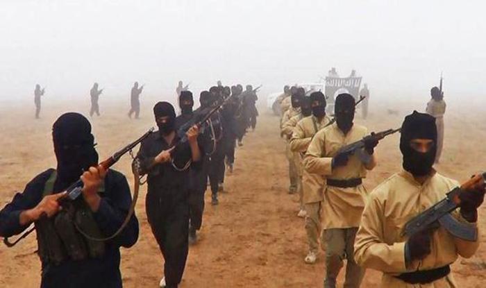 ISIS Video Puts China