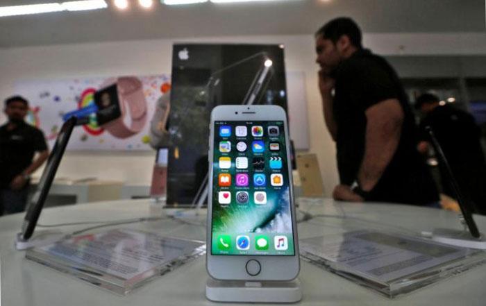 iPhone theft in India