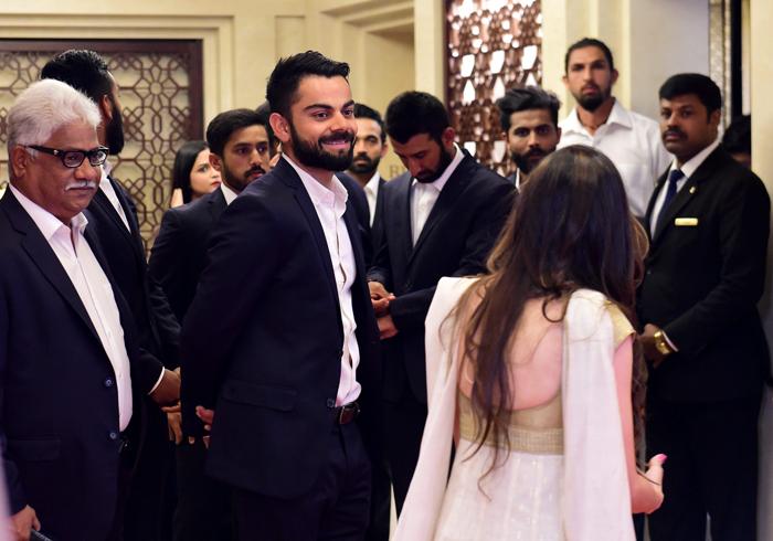 Virat Kohli in BCCI Awards Ceremony