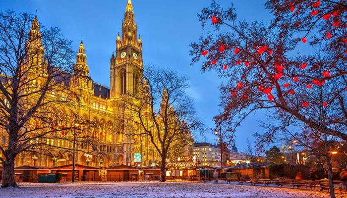 Vienna nicest city