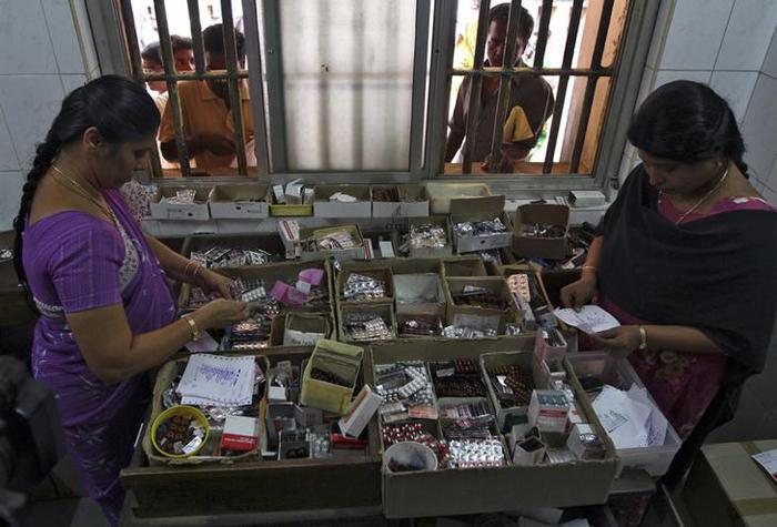 free drugs & diagnostic facilities