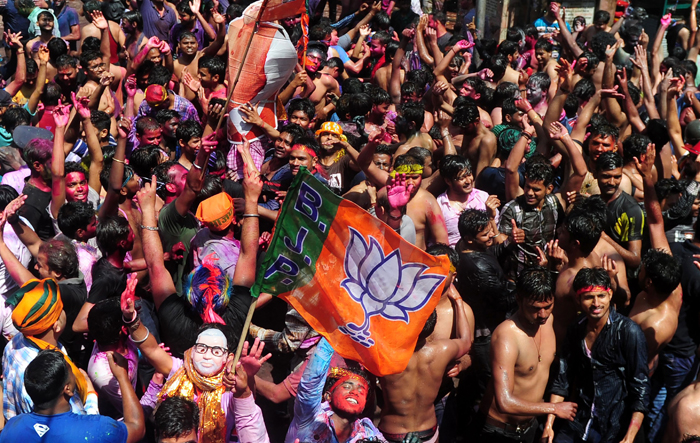 BJP State Polls Results