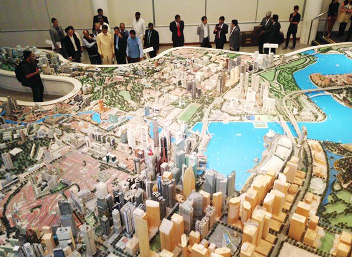 Amaravati Global Cities