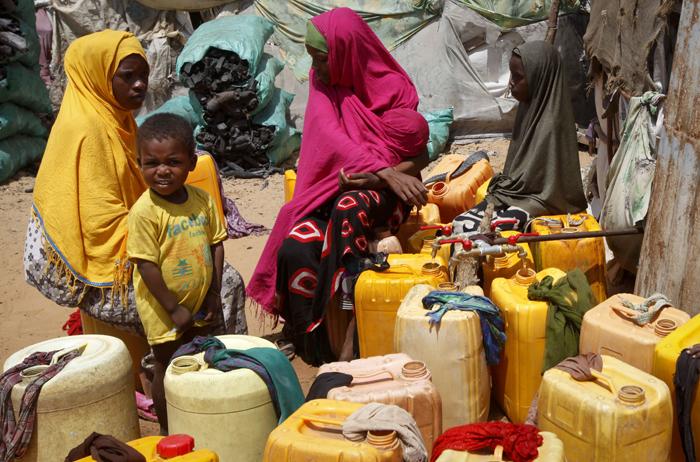 Somalia Hunger death