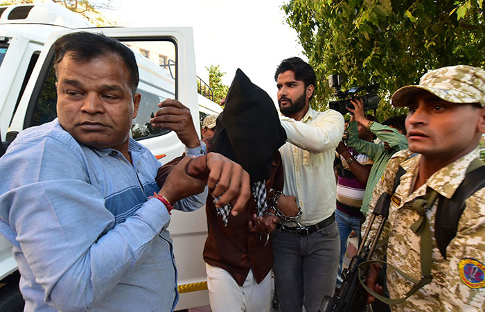 Bhopal Ujjain Train Blast Accused