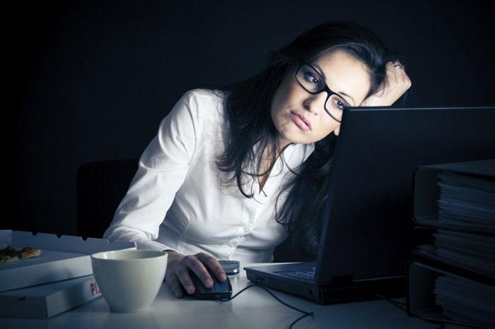 Women on night Shifts
