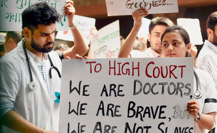 Striking Doctors