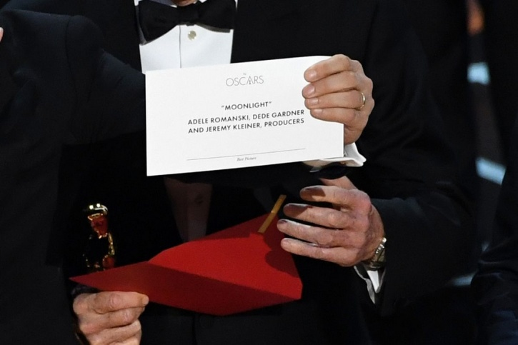The right envelope