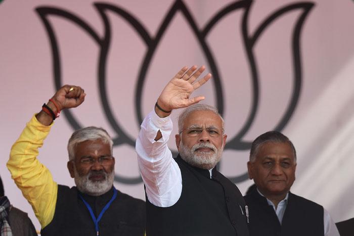 Uttar Pradesh election results