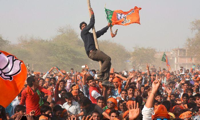 Modi win Nifty high