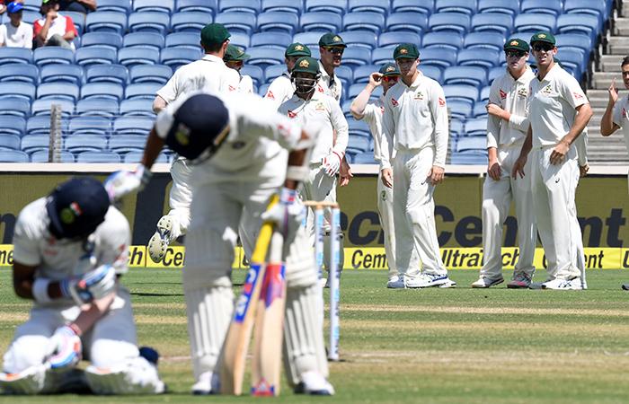 Pune Test Match