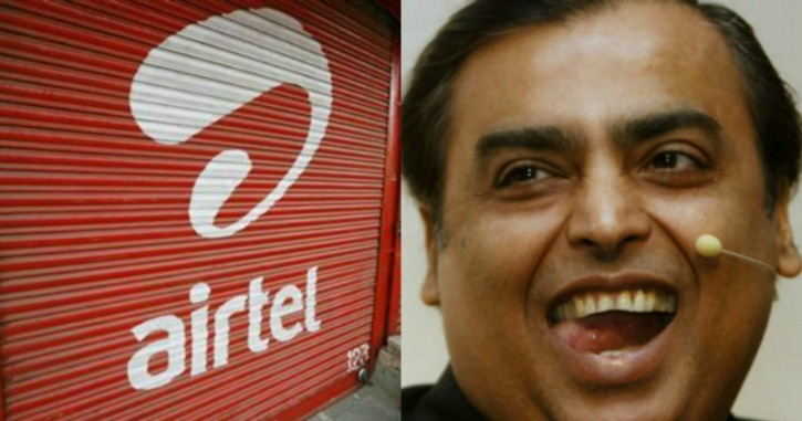 Reliance Jio vs Bharti Airtel