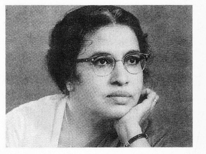 Justice Anna Chandy