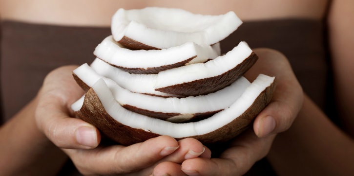 Coconut water aids in complexion