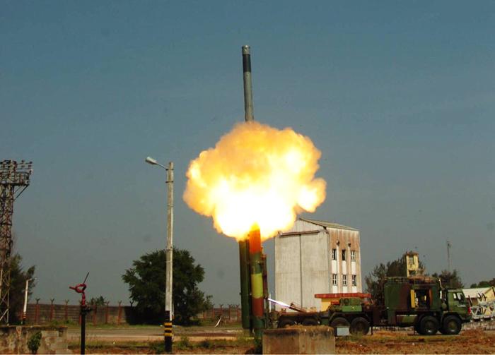 Brahmos-ER Missile