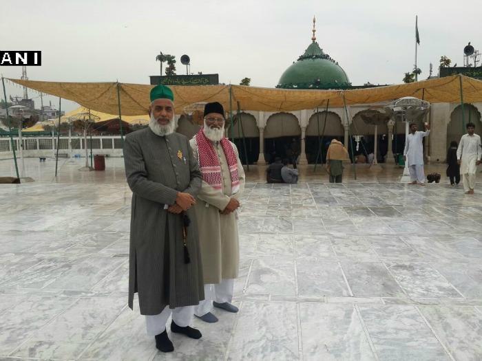 Sufi clerics