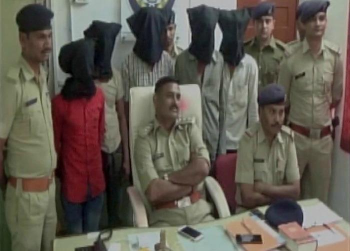 Police in Gujarat