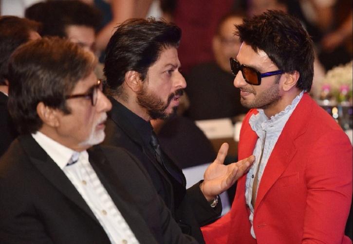 Ranveer SRK Big B