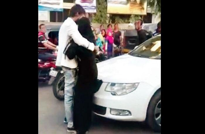Video Of Hug