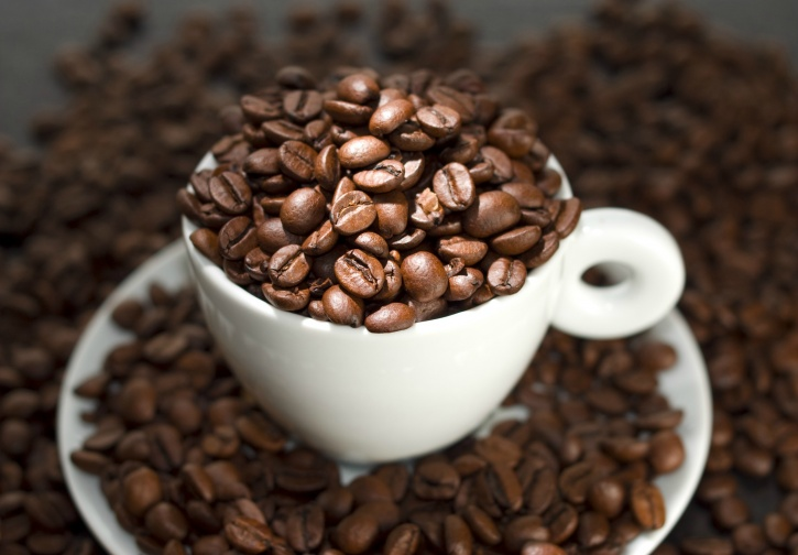 Avoid food and beverage with caffeine and drugs for lung disorders